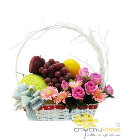 Hoa và trái cây 2